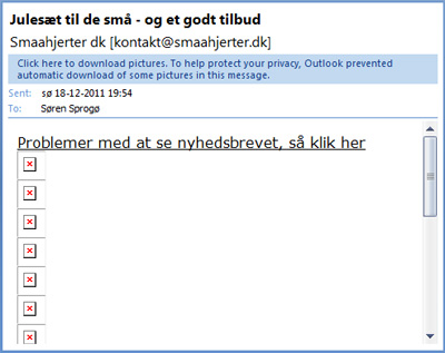Smaahjerter, preview